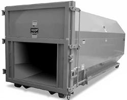 Dry Trash Compactors, Stationary Compactors
