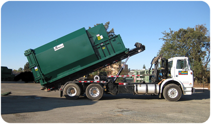 Wet Trash Compactors / Self Contained Compactors